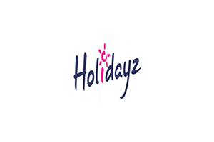 Holidayz logo