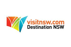 VisitNSW logo
